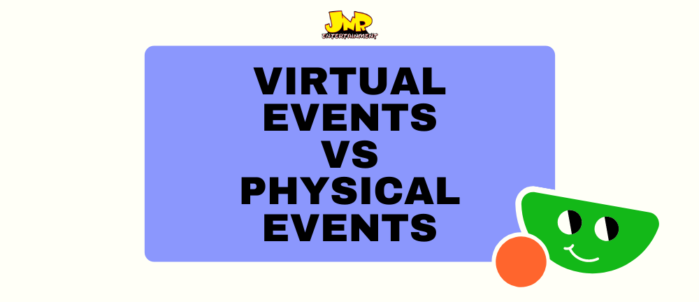 virtual event physical event event management company event planner event organiser singapore