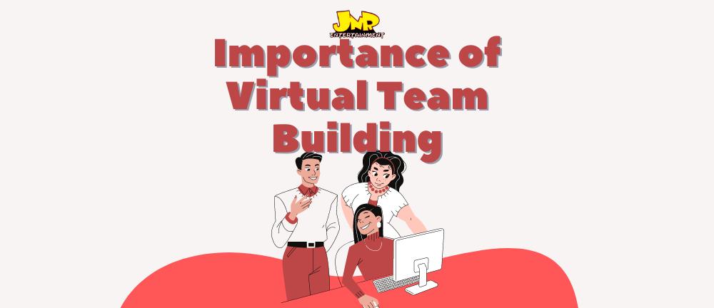 virtual team bonding team building