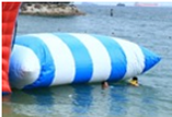water blob inflatables rental bounce off