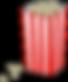 popcorn candy floss