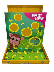Money Banana Carnival Game Stall