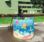 dunking tank rental dunk machine for rent singapore