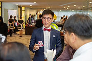 roving magician magic singapore entertainment dnd corporate event cheap and good