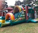 Safari Jungle Bouncy Castle Singapore for Rent