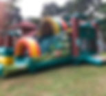 Safari Jungle Bouncy Castle Singapore for Rent