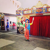roving juggler fringe activity roving talent entertainment best singapore kids birthday party corporate event company