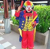 roving clown fringe activity roving talent entertainment best singapore kids birthday party corporate event company