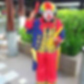 roving clown talent singapore service cheap good