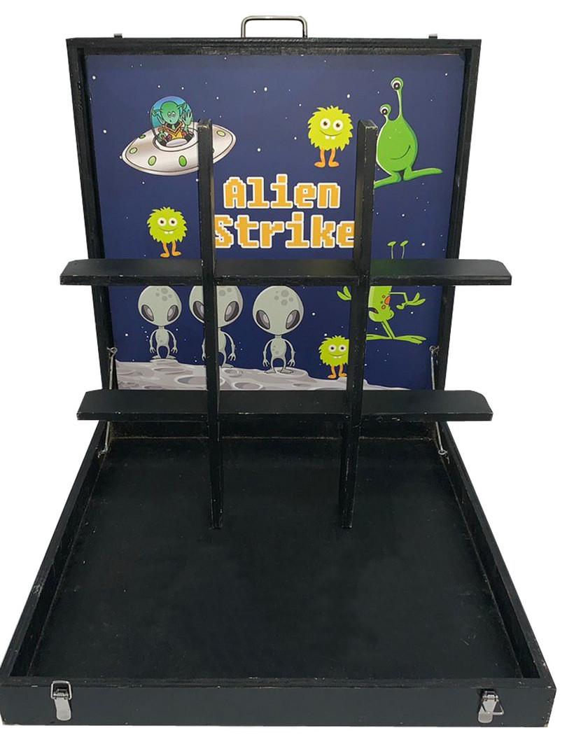 Alien Strike Carnival Game Stall