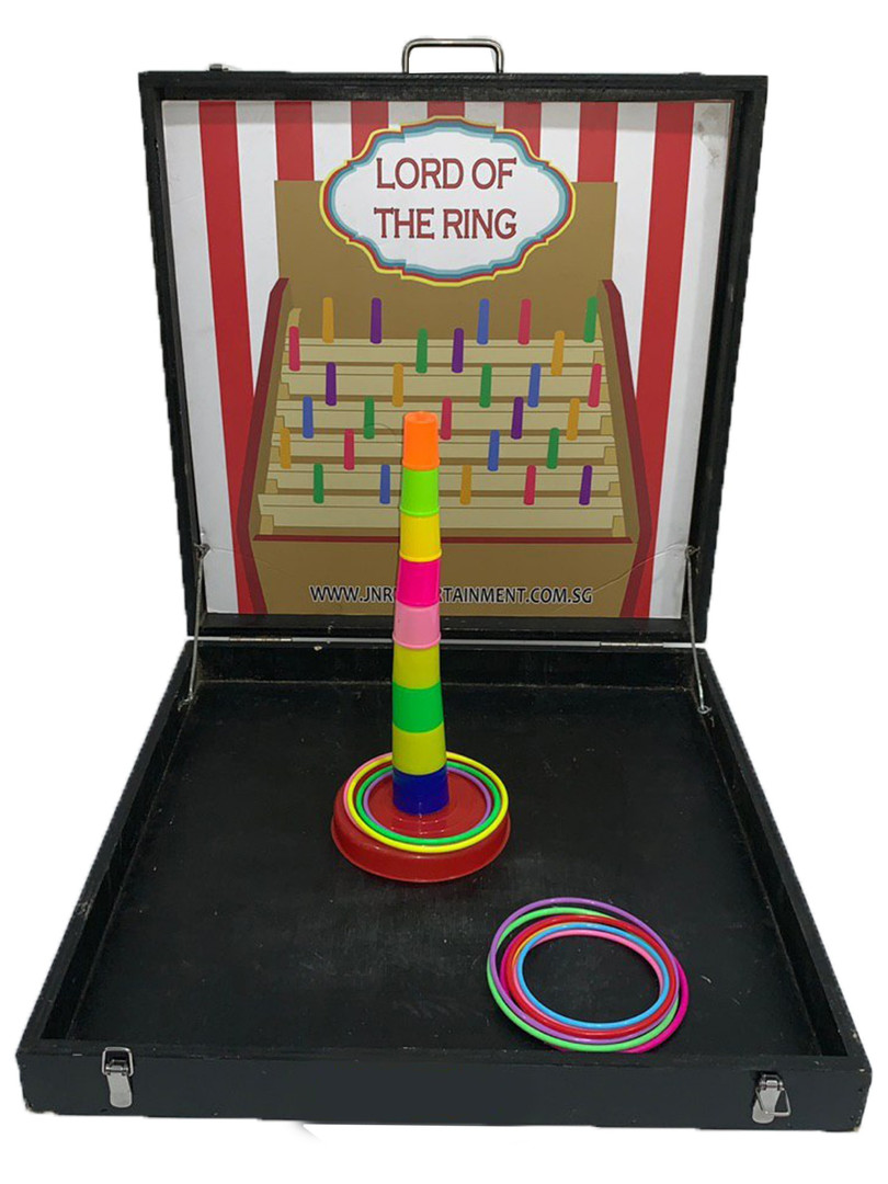 Lord of The Ring Carnival Game Stall