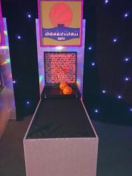 Mini Basketball Premium Carnival Game Stall