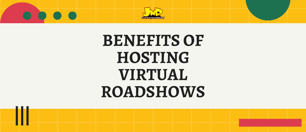 virtual roadshow marketing engagement promotion advertising singapore