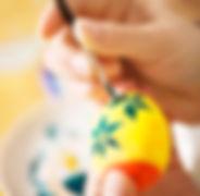 easter egg painting easy fun singapore diy jnr