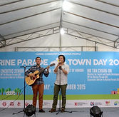 2 pc live band fringe activity roving talent entertainment best singapore kids birthday party corporate event company
