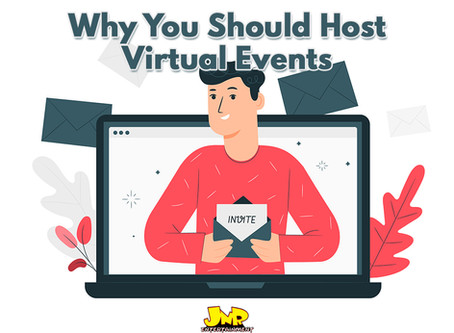 Why You Should Host Virtual Events