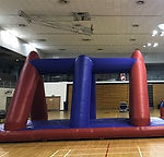Triangle Bouncy Destroyer Inflatable Rental Singapore