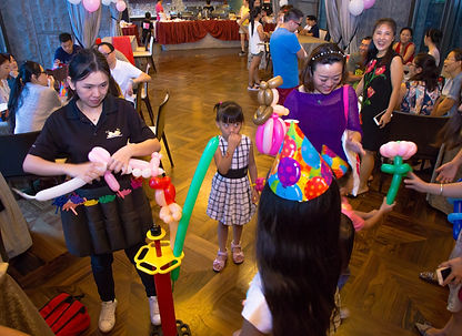 balloon artist balloon sculpting balloon twisting service singapore jnr best top cheap 2020