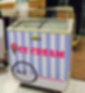 ice cream stall live station rental