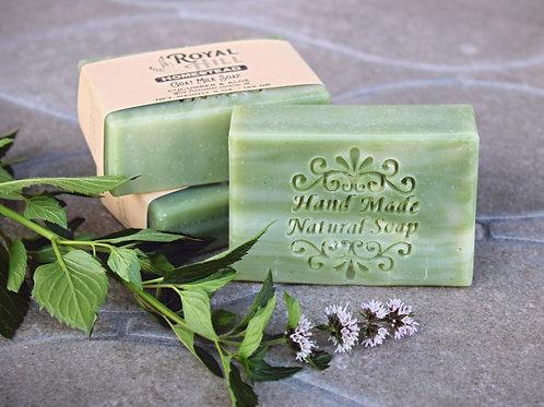 Fresh Cucumber & Aloe Soap