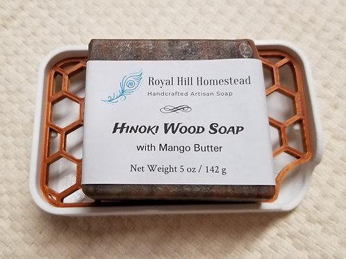 Honeycomb Soap Tray