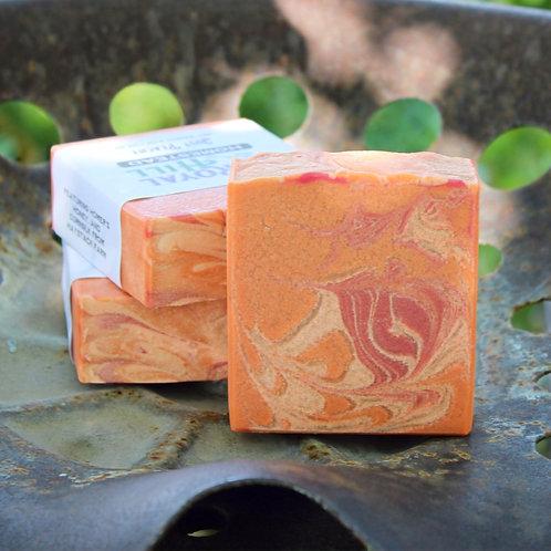 Just Peachy Goat Milk Soap