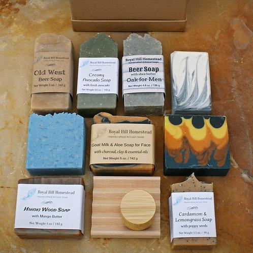 The Whole Shebang 11 piece Gift Set