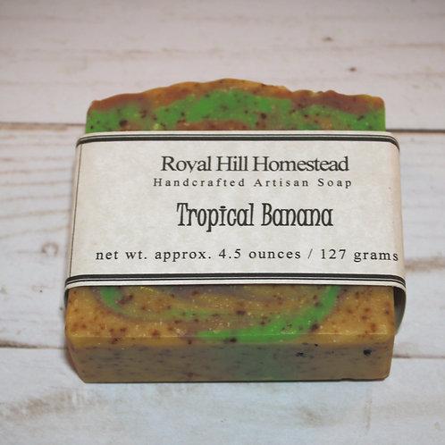 Tropical Banana Soap