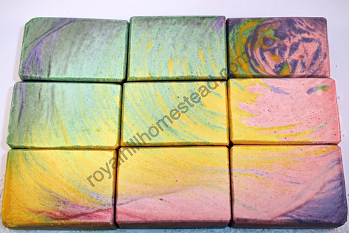 Echoes of Spring Goat Milk Soap