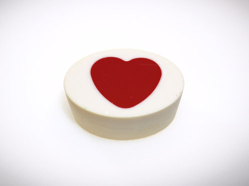 Candy Heart Soap