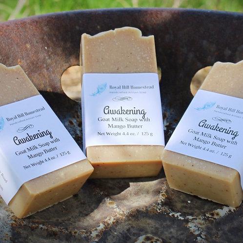 Awakening Goat Milk Soap