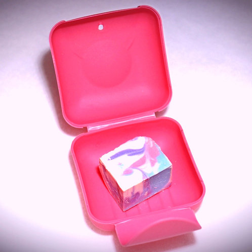 Portable Travel Pocket Soap Container