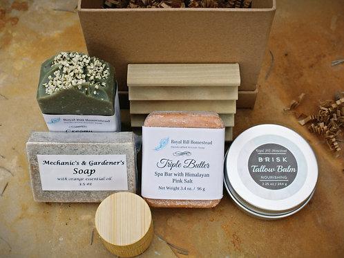 Mechanic's / Gardener's Gift Set