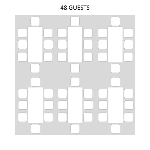 Retangular Tables