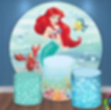 little mermaid - round.JPG