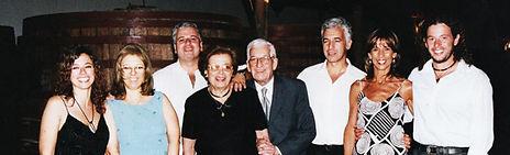 Cabrini Wines - Fourth Generation. Fernando Cabrini. Hugo Cabrini. Mauricio Cabrini.