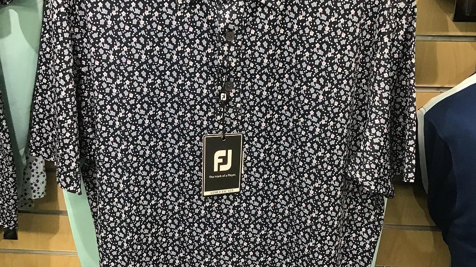 FJ Flower print Polo