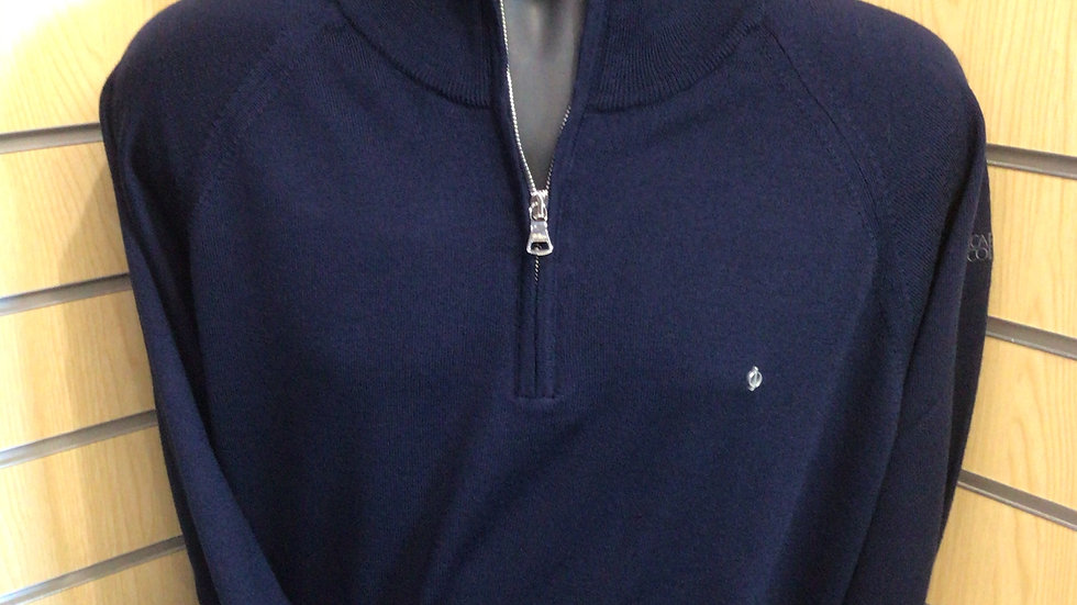Oscar Jacobson Warwick Merino sweater