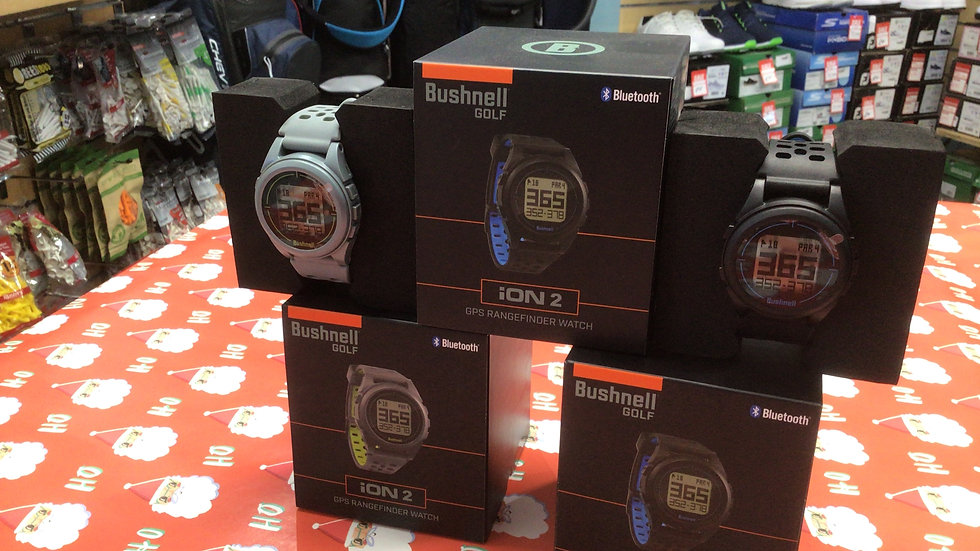 Bushnell ion 2 GPS watch