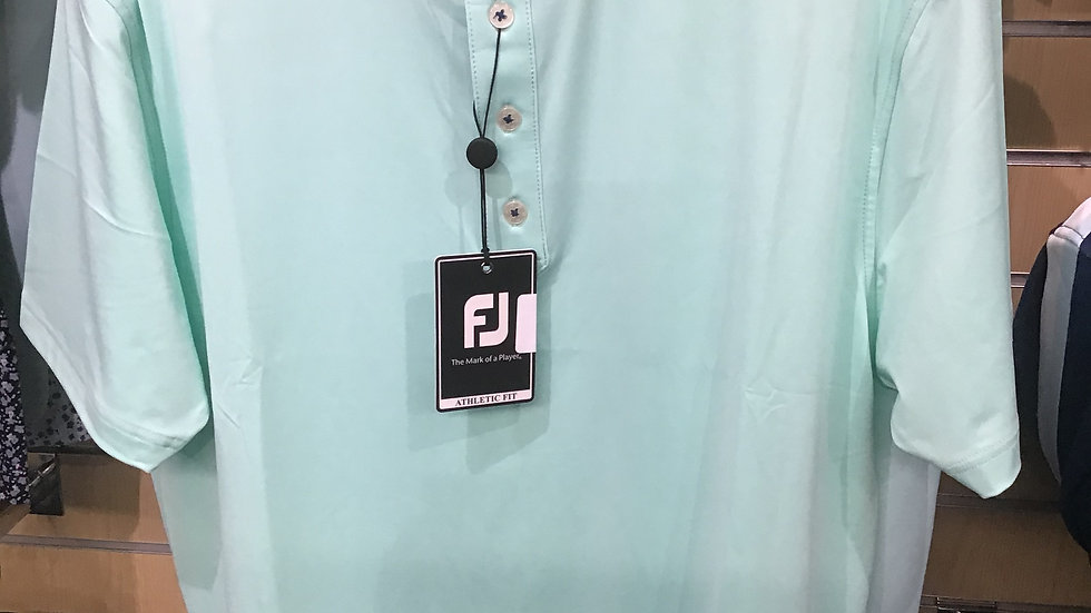 FJ Button Down Polo