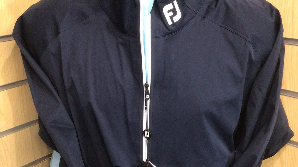 F-J Hydro-Knit Jacket Navy/Lt Blue