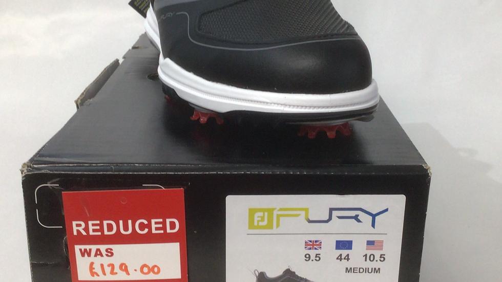 FJ Fury Black
