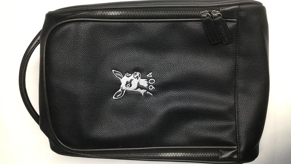 Crested Shoe bag