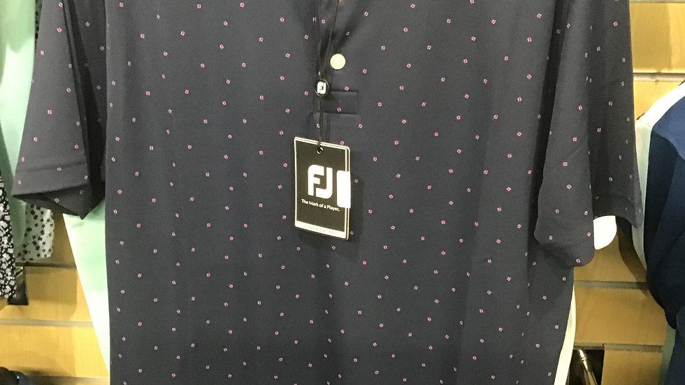 FJ Logo Print Polo