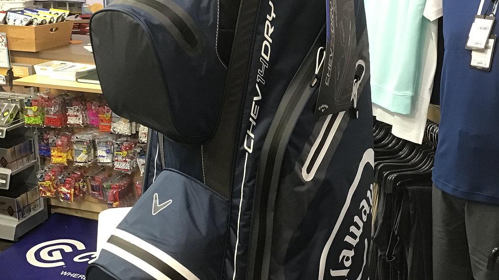 Callaway Chev Dry cart bag