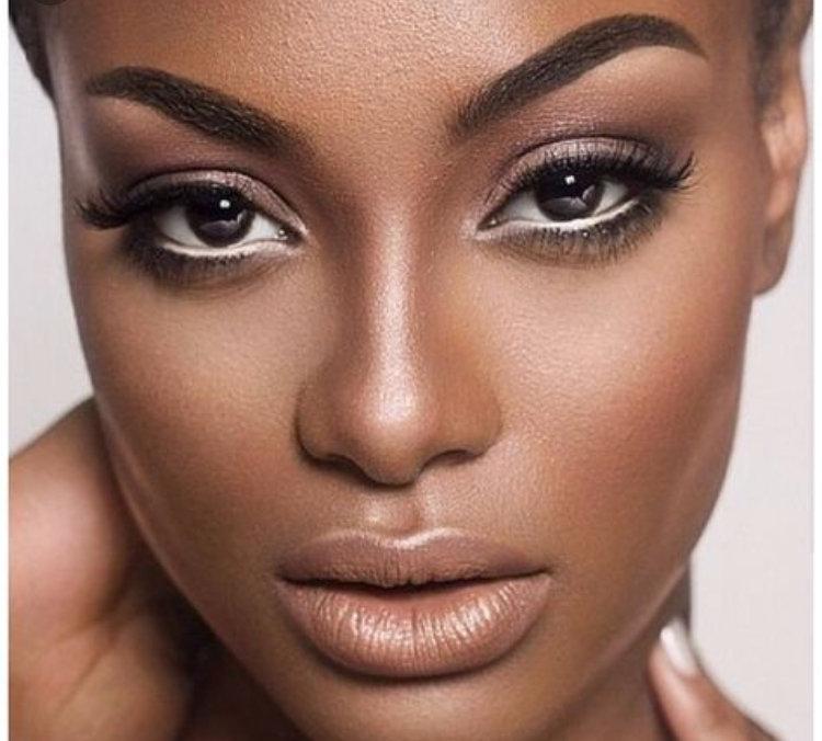 Full Face no lash (Makeup)