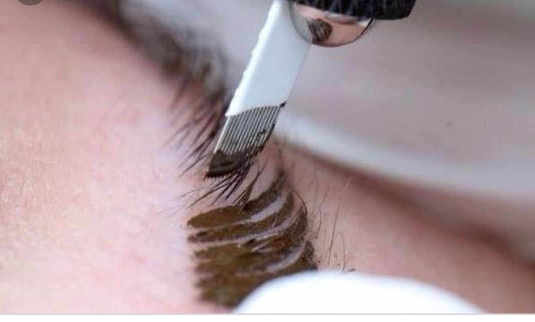 Brow Touch Up