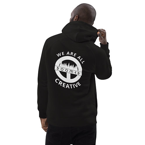 WE ARE ALL DOOMED CREATIVE HOODIE!