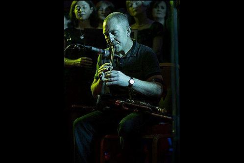 Tin whistle Brian Hughes