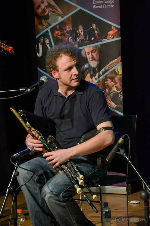 Paddy O'Hare Uilleann pipes