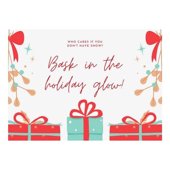 E-Gift Card Christmas